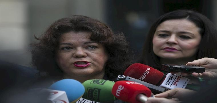 La alcaldesa de Huévar del Aljarafe, María Eugenia Moreno - María José López - Europa Press - Archivo