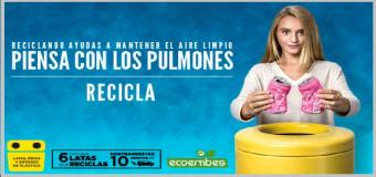 """La Mancomunidad del Guadalquivir se ha sumado a la iniciativa de Ecoembes con la campaña """"Piensa con los pulmones"""""""