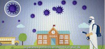 HUÉVAR – la localidad Aljarafeña sigue sin positivos por covid-19
