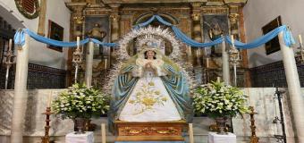 HUÉVAR – La Hdad del Gran Poder comienza sus cultos del 6 al 15 de agosto