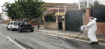 Huévar sigue oficialmente sin casos confirmados – El Covid-19 se «ha colado» en 26 pueblos de la provincia de Sevilla en los últimos siete días