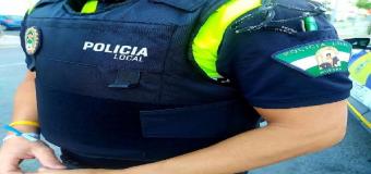 HUÉVAR – la Policía Local cuenta con chalecos antibalas