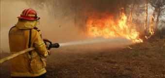 El incendio del Corredor Verde arrasa más de 100 hectáreas