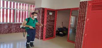 Huévar se prepara para el nuevo curso escolar y contra el Mosquito del Nilo