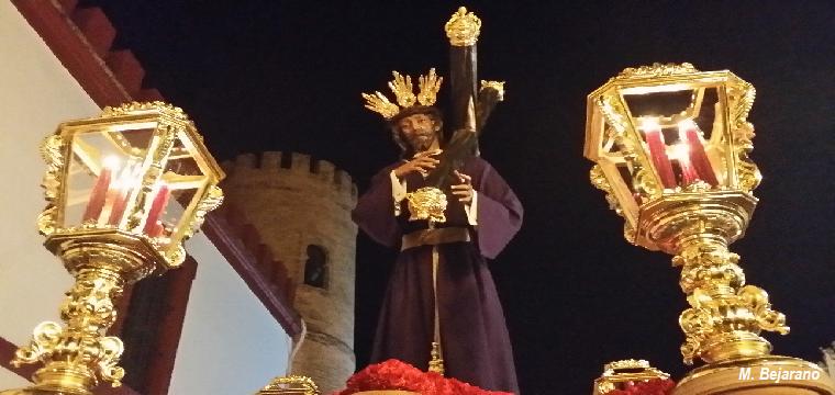 Ntro Padre Jesús del Gran Poder de Huévar del Aljarafe -Foto Mbejaroldán