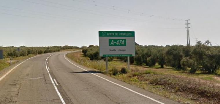 Carretera donde ha tenido lugar el accidente este sábado - GMAPS