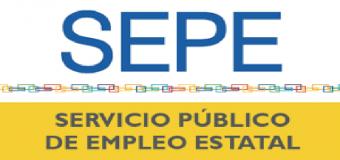 SEPE – Nuevo formulario online sin necesidad de poseer certificado digital, dni electrónico o clave
