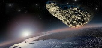 El 2 de noviembre un asteroide podría chocar contra la Tierra