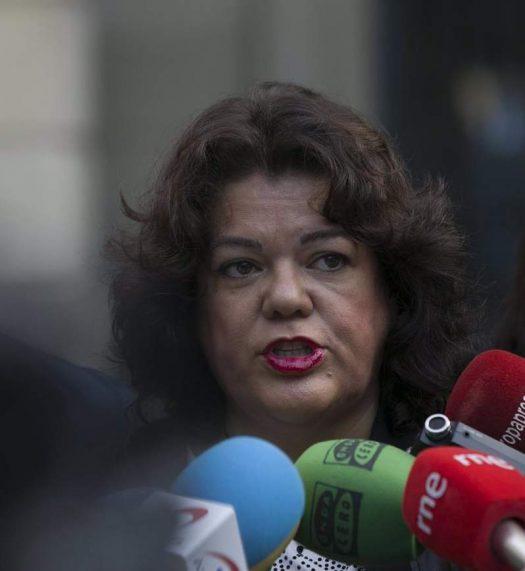 Alcaldesa de Huévar María Eugenia