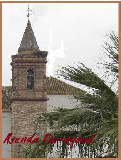 Parroquia de Huévar - imagen de archivo