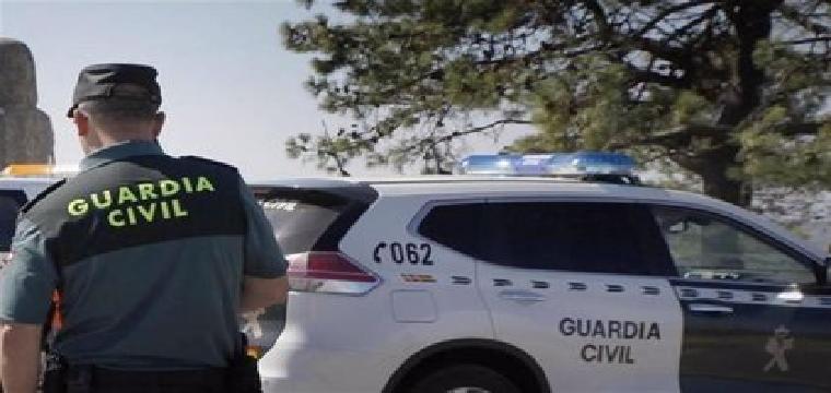 Agente de la Guardia Civil en una imagen de archivo - GUARDIA CIVIL/ARCHIVO