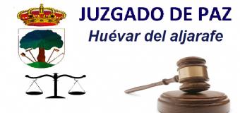 Huévar cuenta con nuevo Juez de Paz