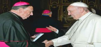 HUÉVAR – Santa Misa Funeral por Mons. Juan del Río, Arzobispo Castrense y Presidente de la CECS