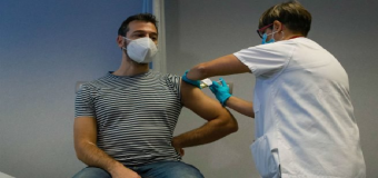Huévar ya tiene a algunos ciudadan@s vacunados contra el Covid19