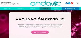 CORONAVIRUS – Puedes seguir la campaña de vacunación por internet