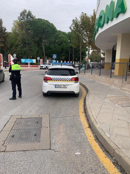 Policia Local de Pilas - Foto:Sppme-A Pilas