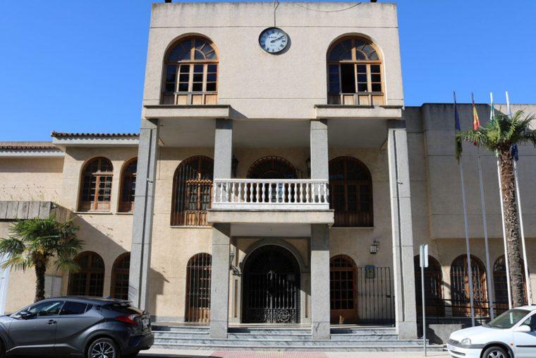 Ayuntamiento de San Juan de Aznalfarache