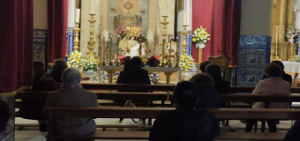 Carrión de los Céspedes sigue sin saber donde esta la corona de la Virgen del Rosario