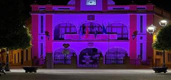 HUÉVAR – Destrozada la puerta del símbolo hacia la igualdad