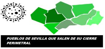 Pilas y cuatro municipios mas, salen de su cierre perimetral