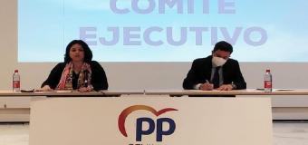 La Alcaldesa de Huévar Mª Eugenia Moreno, vicesecretaria de Desarrollo Rural del nuevo comité ejecutivo del PP de Sevilla