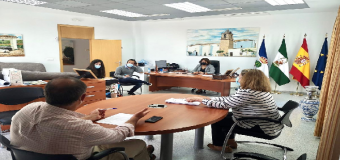 Soplan vientos nuevos para Huévar con el parque fotovoltaico