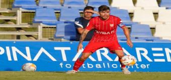 Alejandro Pozo cumple su sueño de ser Capitan del SevillaCF
