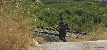 HUÉVAR – Un menor detenido por obstaculizar con colchones o sofás las vías del tren